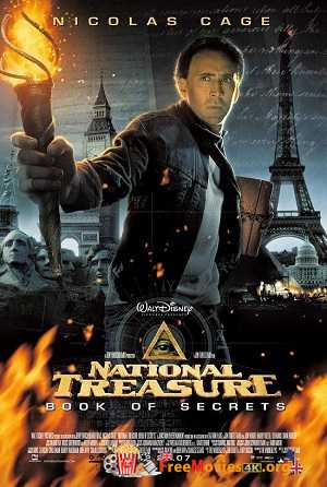 National Treasure: Book Of Secrets (2007)