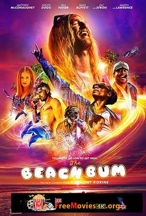 The Beach Bum (2019) 18+
