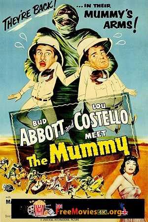 Abbott und Costello als Mumienräuber (1955)