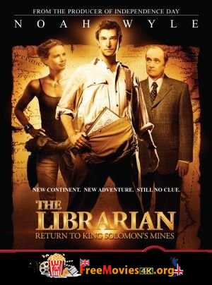 The Librarian: Return to King Solomon\'s Mines (2006)