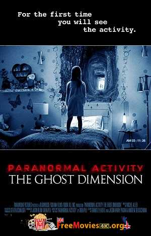 Paranormal Activity: Ghost Dimension (2015)