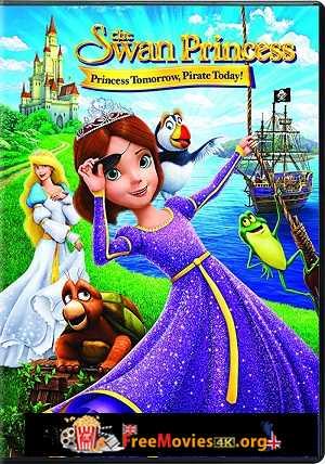 The Pirate Fairy (2014)