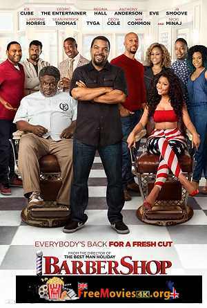 The Barber (2014)