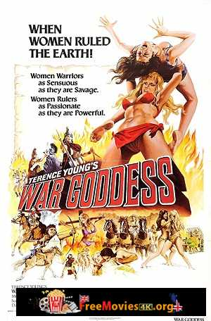 WAR GODDESS (1973)