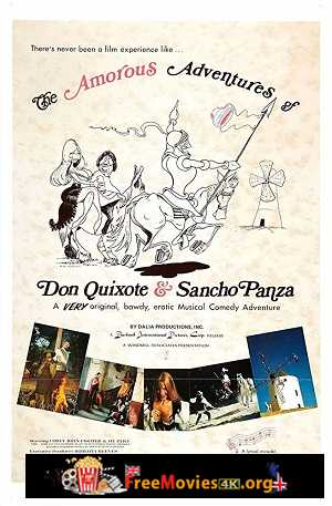 The Amorous Adventures of Don Quixote and Sancho Panza (1976)