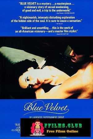 Blue Velvet (1986) 18+