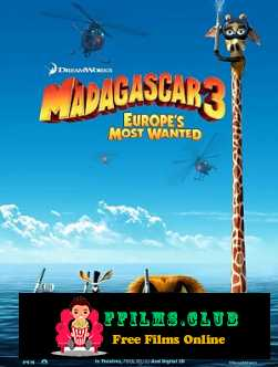 Madagascar 3: Europe\'s Most Wanted (2012)