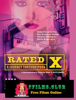 Rated X: A Journey Through Porn (1999)
