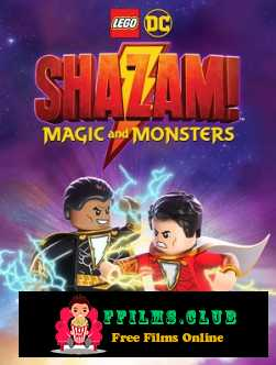 Lego DC: Shazam!: Magic and Monsters (2020)