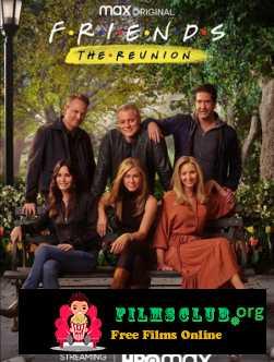 Friends Reunion Special (2021)